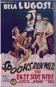 East Side Kids - Spooks Run Wild Movie Poster