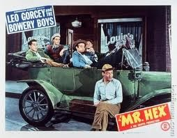 Bowery Boys - Mr. Hex Lobby Card