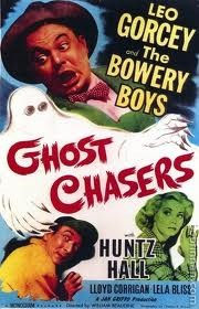 Bowery Boys - Ghost Chasers Movie Poster