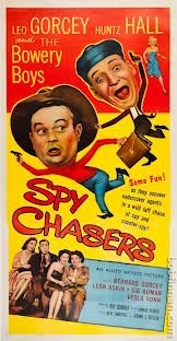 Bowery Boys - Spy Chasers Movie Poster