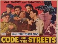 Little Tough Guys - Code of the Streets Lobby Card