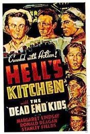 Dead End Kids - Hell's Kitchen Movie Poster