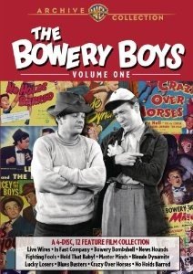 Bowery Boys DVD Set